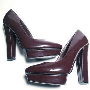 Nasty Gal Shoe Cult Platform Heels